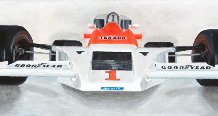 1977 McLaren M26