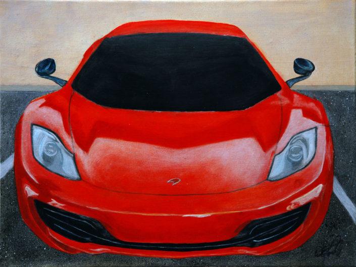 2014 McLaren 12c (EHI)