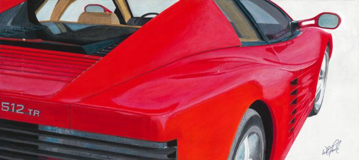 Ferrari Testarossa 512TR - Available