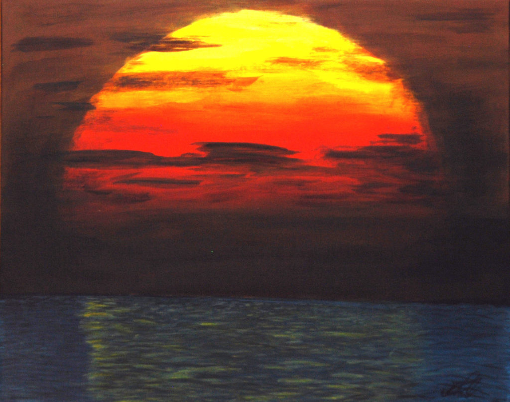 Sunset Calm