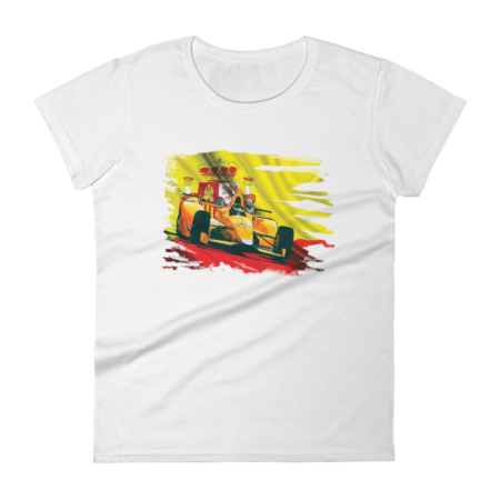 El Nano Campeón Tees for Women - White