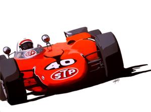 STP Turbocar